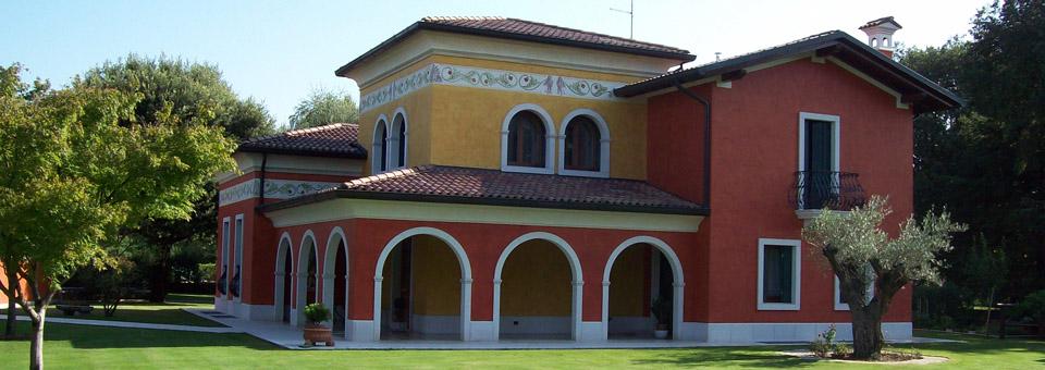 Pitture Esterne Treviso